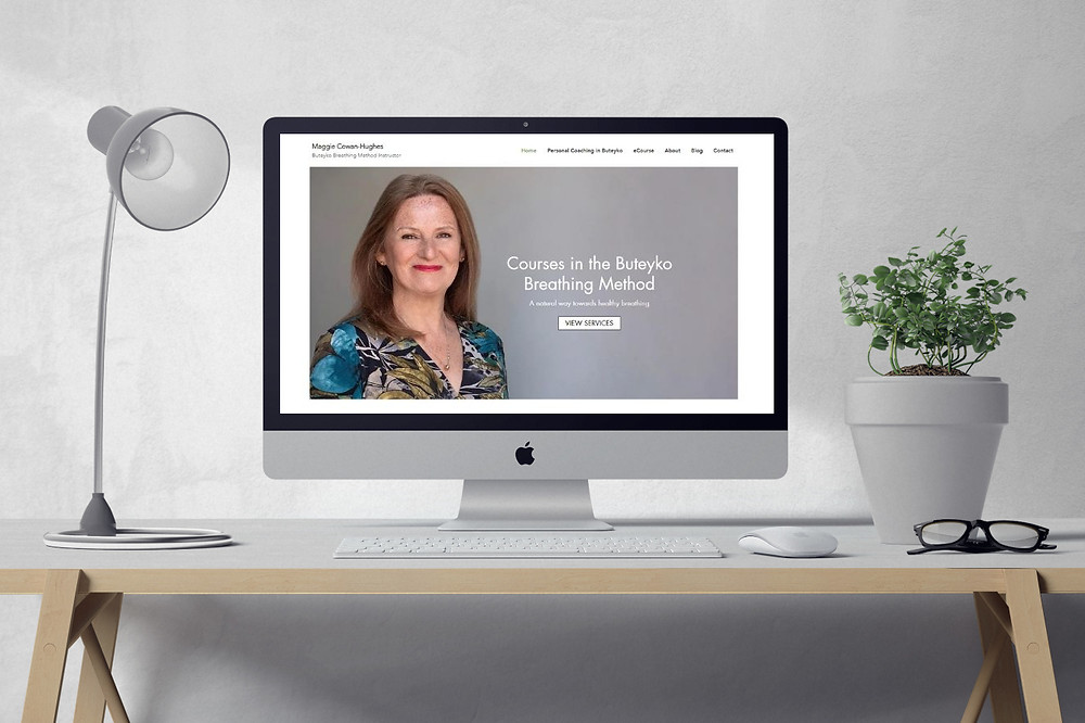 Web Design for therapists