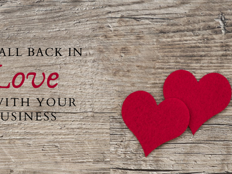 How to Fall Back in Love with Your Coaching Business