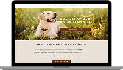 Web-Design-for-Dog-Trainers