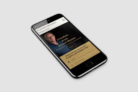 Website Design for Sex Coaches