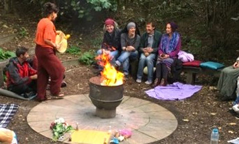 Cacao Ritual and Shamanic Drumming Brist