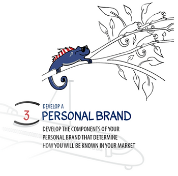 1.3 Develop a personal brand - chameleon