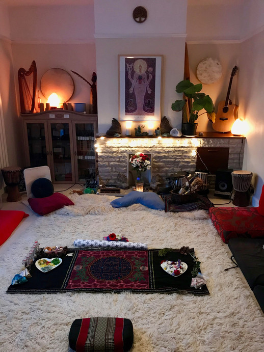 Personal Retreat Bristol with Joy Lovesey