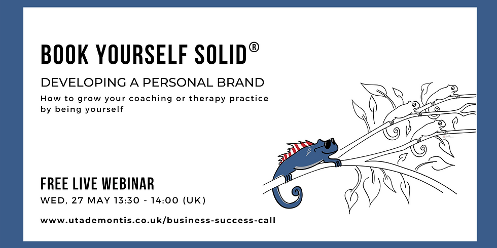Developing a Personal Brand