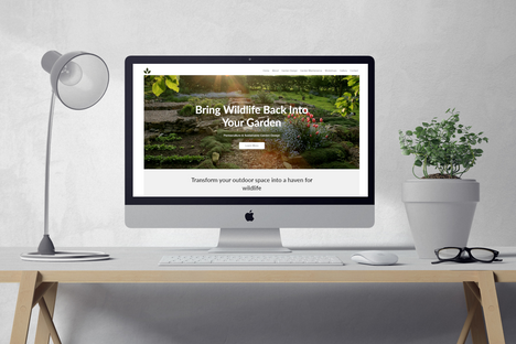 Website Design for Gardeners