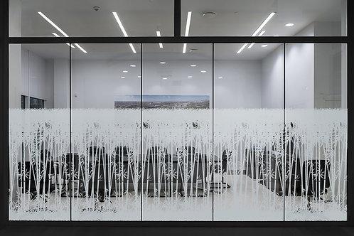 INT 534 - forêt de bambou dépolie