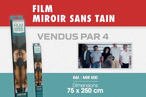 MIR 500 - Film miroir-sans-tain