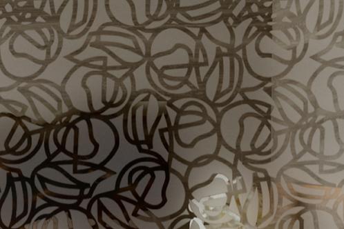 INT790 - Abstrait arrondi dépoli