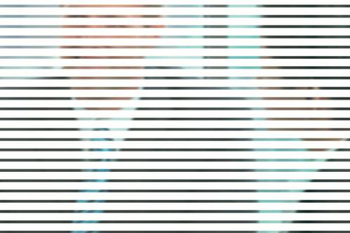 INT212 - Bandes blanches de 13 mm
