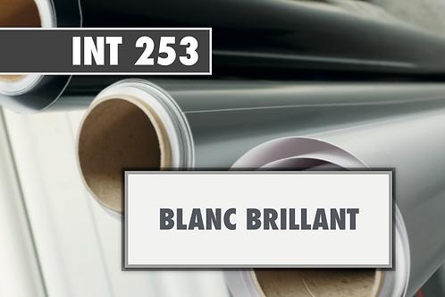 INT 253 - PVC Blanc brillant