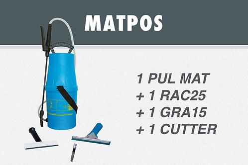MATPOS - KIT PROFESSIONNEL