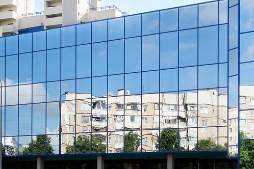 MIR 500X - Miroir sans tain argent