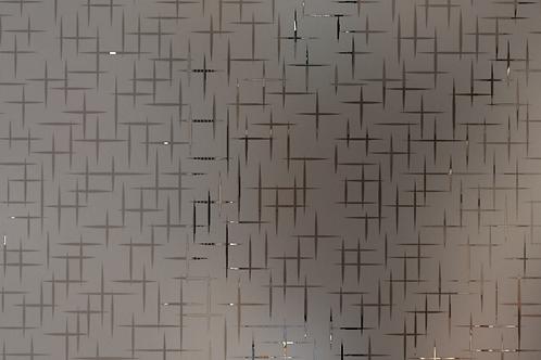 INT490 - Dépoli à lignes croisées