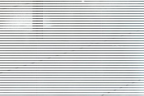 INT220 - Bandes blanches de 4mm / espaces de 2mm