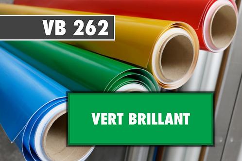 VB 262 - PVC Vert brillant