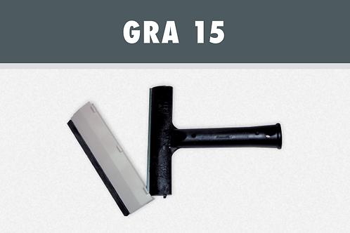 GRA 15 - Grattoir professionnel 15 cm