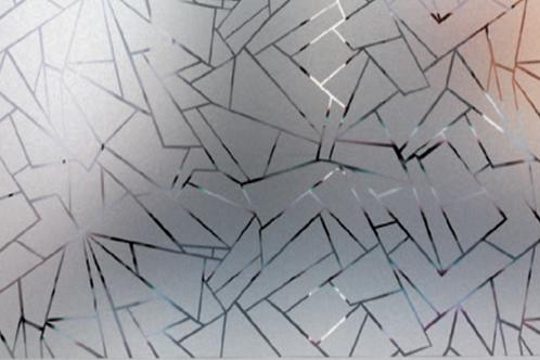 INT520 - Dépoli effet verre brisé