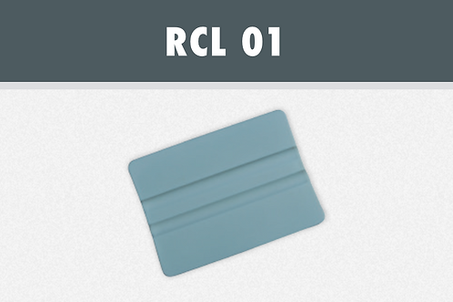 RCL 01 - Raclette vinyl rigide