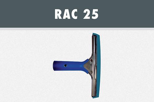 RAC 25 - Raclette professionnelle 22 cm - Avec Caoutchouc dur