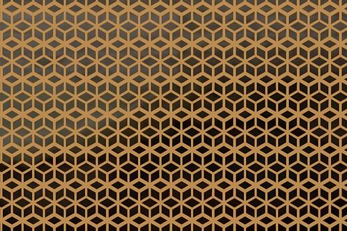 INT380 - Tressage géométrique or