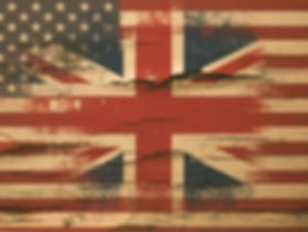 crackle_paint_british_american_flag_wood
