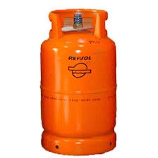 Recarga de gás de 12,5 kg butano