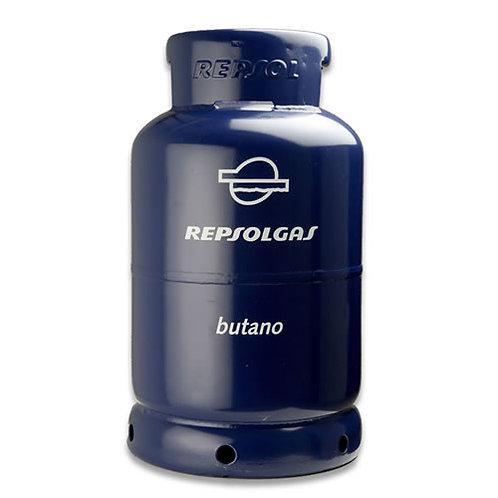 Recarga de gás de 13 kg butano