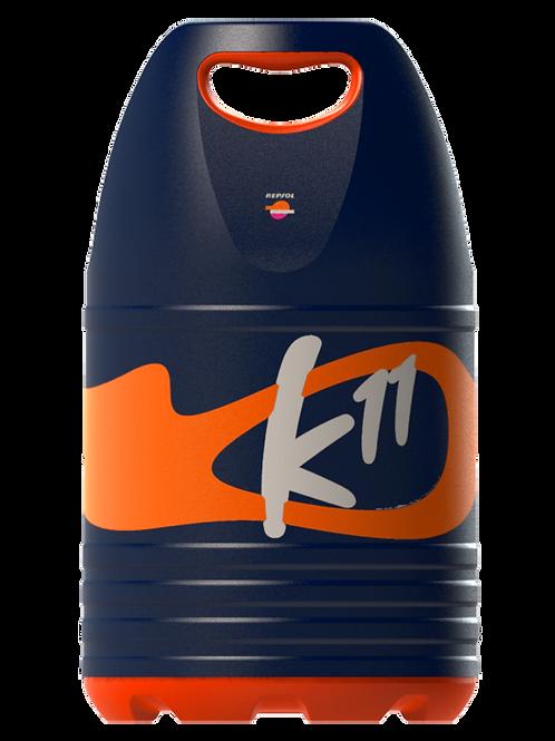 Recarga de gás de 11 kg butano k11