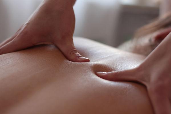 Ayurveda Rückenmassage