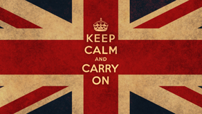 KEEP CALM AND CARRY ON MARKETING