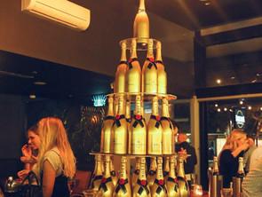 Barcadia Bulimba's champagne tower!!!