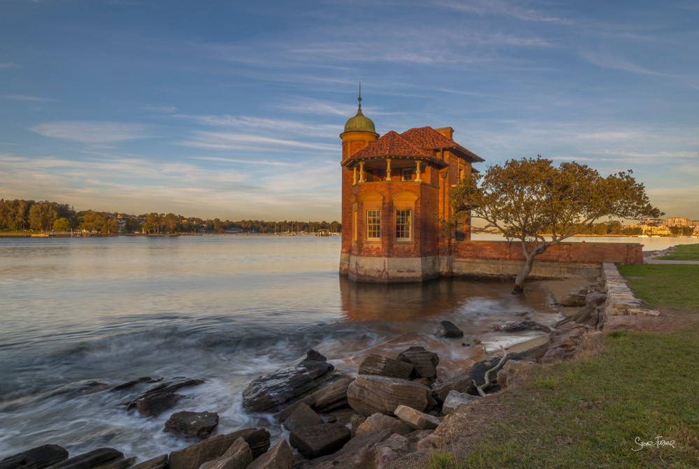 Parramatta River commercial project authorised permit.