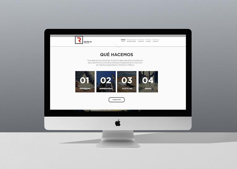 Grupo VE website