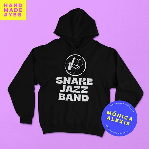 Snake Jazz Pullover hoodie