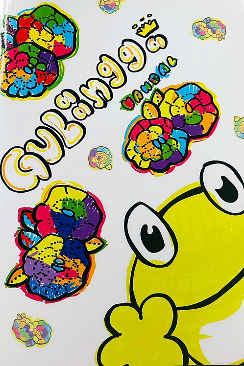 Gulaangga Colouring Book