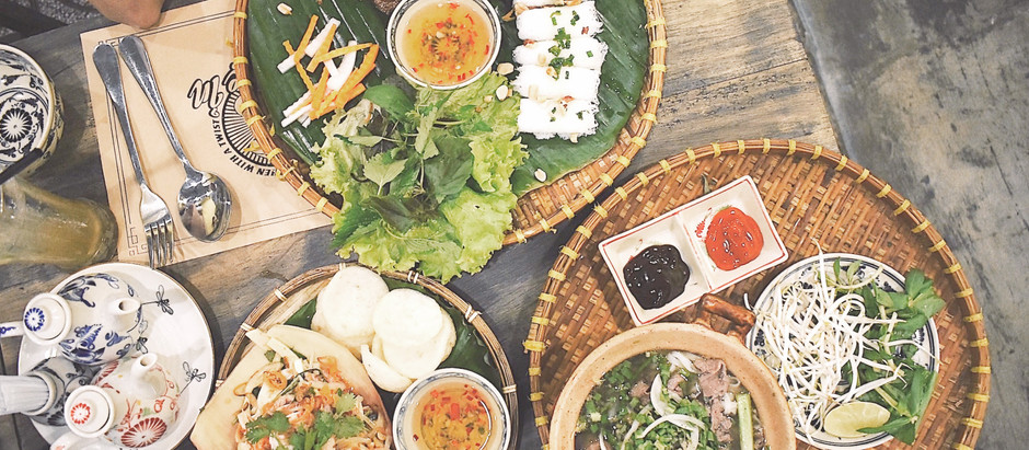 HCMC | Bếp Mẹ ỉn