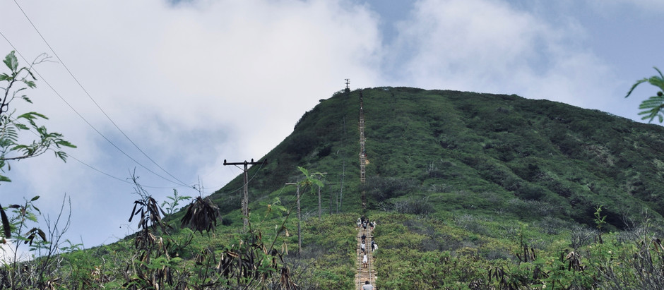Honolulu | Koko Crater Railway Trail