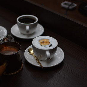 Seoul | Cafe 溫