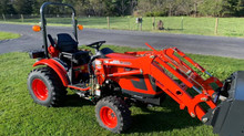 Farm tractor sales down 4% in May, up 26% for the year-to-date