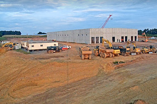 """New, """"state-of-the-art"""" organic chicken processing facility being built in PA"""