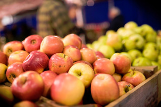 Early-season apples get a boost from abundant rainfall