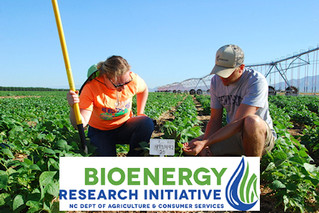 """$1 million grant to benefit """"Emerging Crops"""" in NC"""