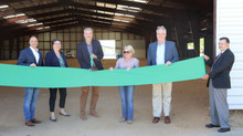 State Fair of Virginia celebrates completion of Farm Credit Pavilion