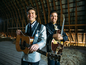 The Malpass Brothers set to join Wilson Fairchild onstage this July 4
