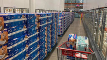 Food retailers see hoarding . . . again