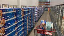 Food retailers see hoarding . . . again