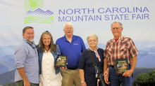 Two couples inducted into N.C. Mountain State Fair Livestock Hall of Fame