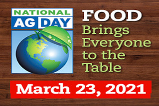 """National Ag Day will be """"virtual"""" this year"""