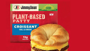 Jimmy Dean adds plant-based breakfast sandwiches