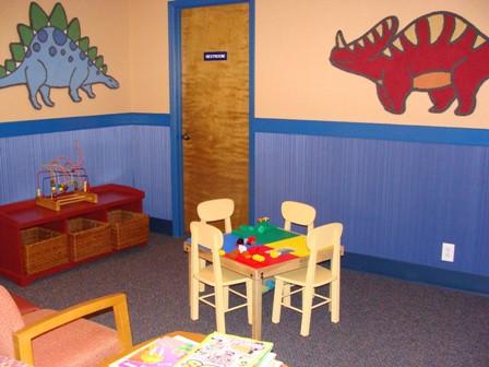 Waiting Area & Toys